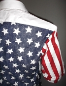 us flag themed dress shirts by tacky tux