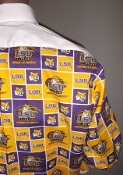 University of Louisianna dress shirt