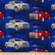 Ford F-150 wedding theme tuxedo