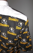 Steelers dress shirt by Tacky Tux