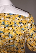 Disney Minions dress shirt by Tacky Tux