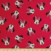 Minnie Mouse Red